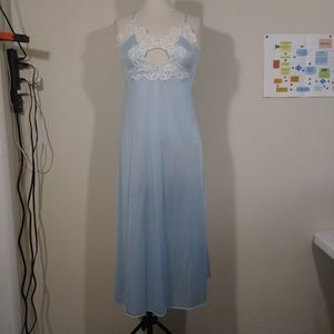 Sensuale by SM Lace Long Nightgown Baby S